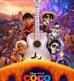 "Film Review: Disney/Pixar's ""Coco"" Will Make You Cry in Your Sugar Skull"