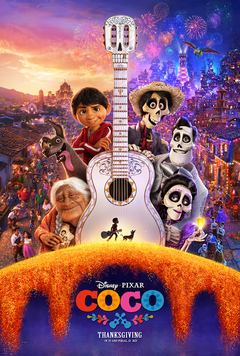 """Film Review: Disney/Pixar's """"Coco"""" Will Make You Cry in Your Sugar Skull"""