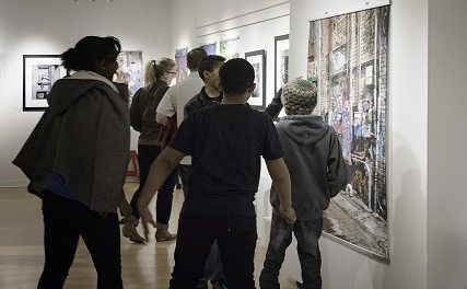 """""""Voices of the Street"""" Exhibit Showcases Urban Art at the DTSC"""