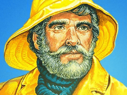 Gorton's Fisherman Sets Sail For The White House