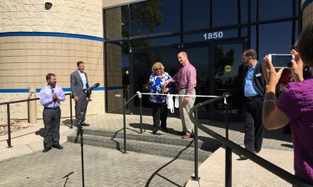 CHES Building is Officially Welcomed to PPCC