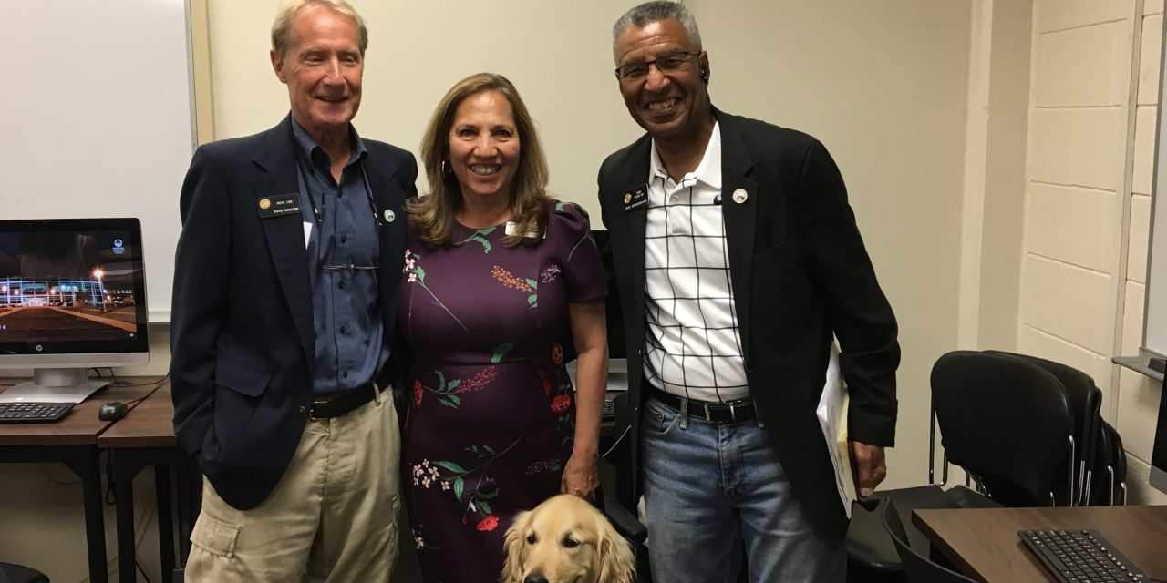 Your Vote Matters: Local Reps Visit PPCC