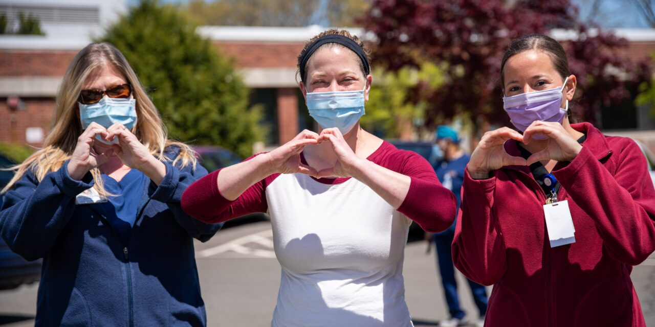 Interviews with students and nurses during the pandemic
